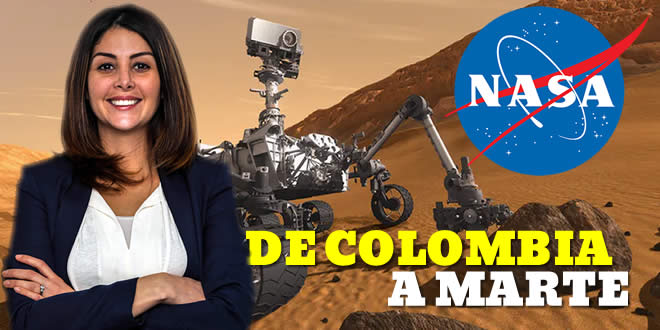 colombiana nasa marte