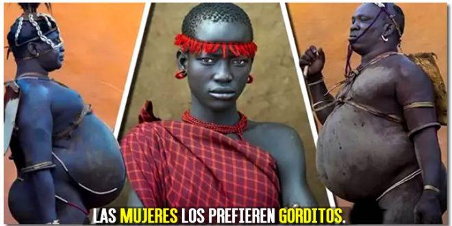 tribu bodi competencia gordos mujeres los prefieren gorditos.