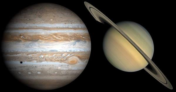 júpiter y saturno 21 diciembre