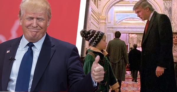 Donald Trump exigió película Mi pobre angelito 2