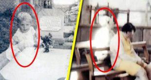 Las increíbles fotos de fantasmas más famosas de la historia