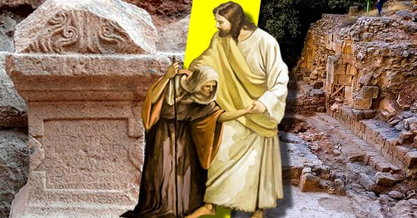 templo milagro jesus mujer sangrante biblia