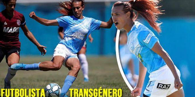 Mara Gómez futbolista mujer transgénero