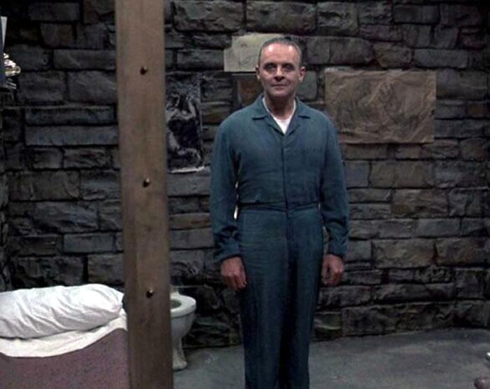 Hannibal Lecter el silencio de los inocentes